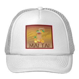Mai Tai Cocktail Cap