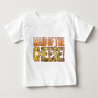 Maid Of Blue Cheese Baby T-Shirt