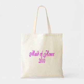 Maid Of Honor 2010 Tote Bag