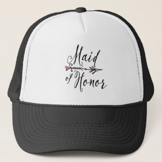 Maid of Honor Bride Tribe | Trucker Hat