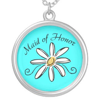 Maid of Honor Pendant