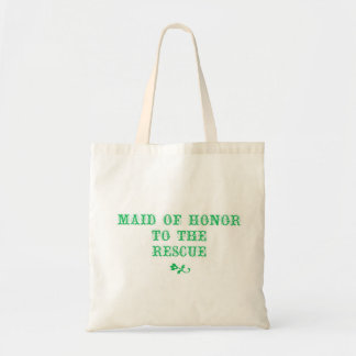 Maid of Honor Tote Kelly Green