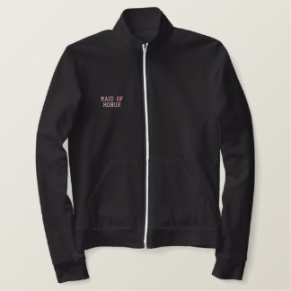 Maid of Honor Track Jacket