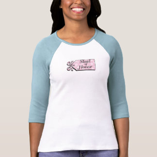 Maid of Honor T Shirts
