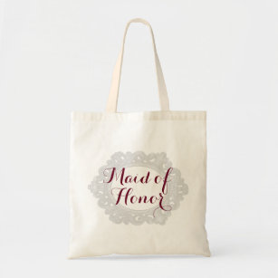 Maid of Honour | Bridal Party Tote
