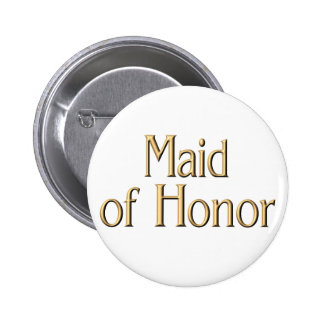 Maid of Honour button