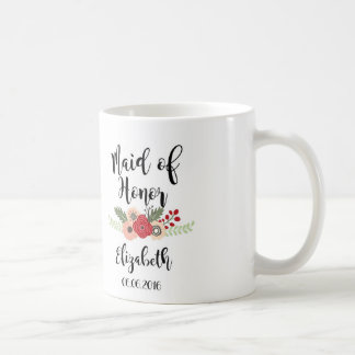 Maid of Honour coffee mug