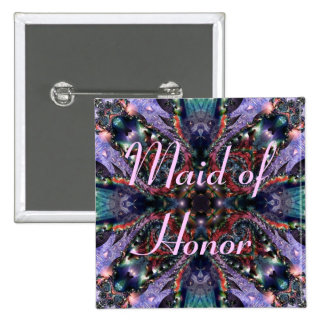 Maid of Honour - Lilac Jewels 3 Button