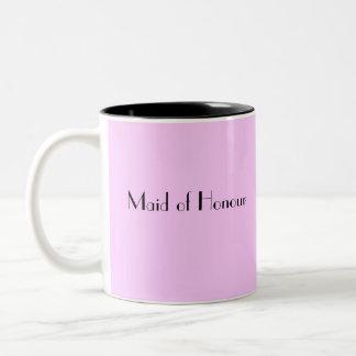 Maid of Honour Thank You Mug