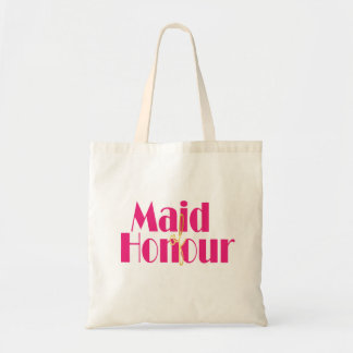 Maid-of-honour. Tote Bag