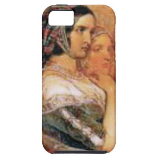 maiden in bonnet case for the iPhone 5