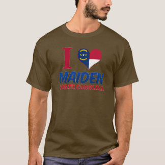 Maiden, North Carolina T-Shirt