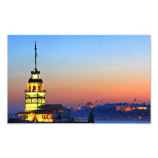 Maiden's Tower Photograph