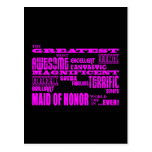 Maids of Honour Fun Gifts : Greatest Maid of