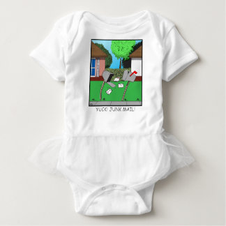 Mail Boxes Baby Bodysuit