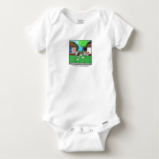 Mail Boxes Baby Onesie