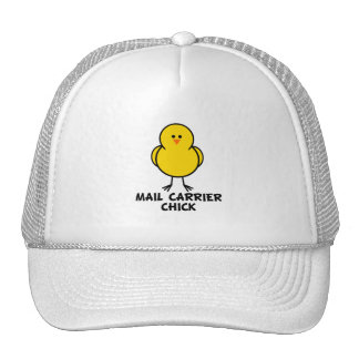 Mail Carrier Chick Hat