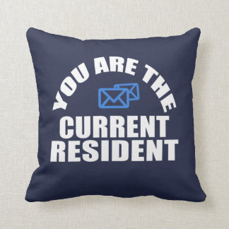 Mail Carrier - Current Resident Cushion