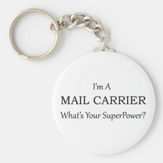 MAIL CARRIER KEY RING