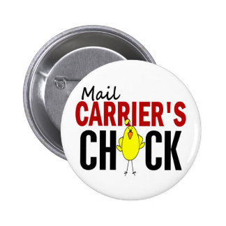 MAIL CARRIER'S CHICK PINS