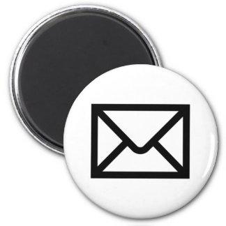 Mail Envelope Refrigerator Magnet