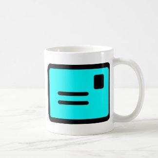 Mail Icon Coffee Mug