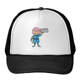 Mail Lady Cap