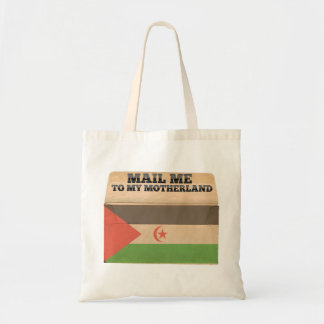 Mail me to Western Sahara Bag