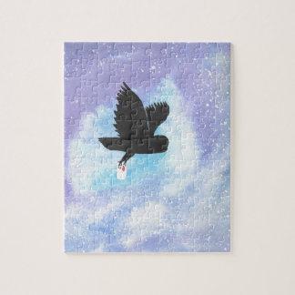 Mail Owl Jigsaw Puzzle