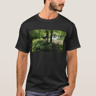 Mailbox by the pond T-Shirt