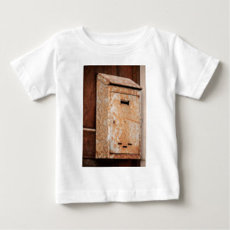 Mailbox rusty outdoors baby T-Shirt
