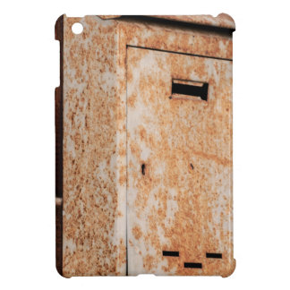 Mailbox rusty outdoors iPad mini cases