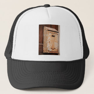 Mailbox rusty outdoors trucker hat