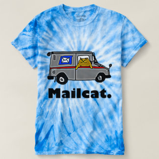 Mailcat Tie-Dye T-Shirt