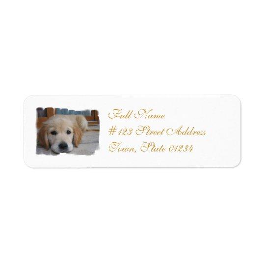 Mailing Label-2 - Customised Return Address Label