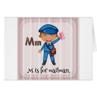 Mailman Card