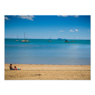 Main Airlie Beach Poster