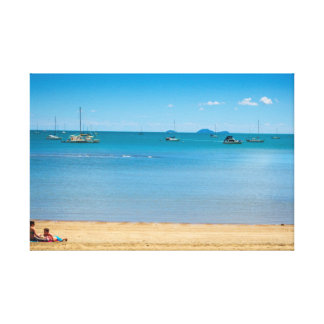 Main Airlie Beach Wrapped Canvas
