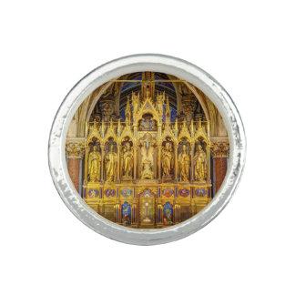 Main Altar In Votivkirche, Vienna Austria