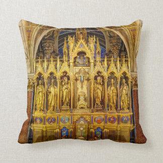 Main Altar In Votivkirche, Vienna Austria Cushion