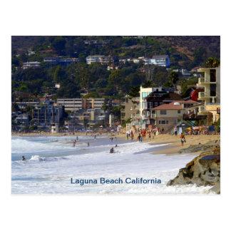 Main Beach Laguna Postcard