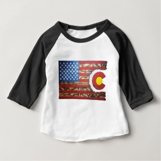 Main_Colorado_Veterans Baby T-Shirt
