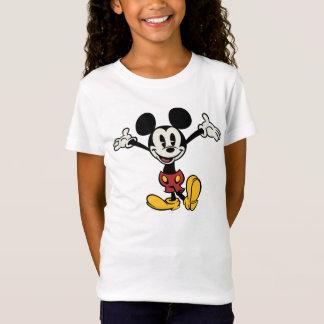 Main Mickey Shorts | Arms Up T-Shirt