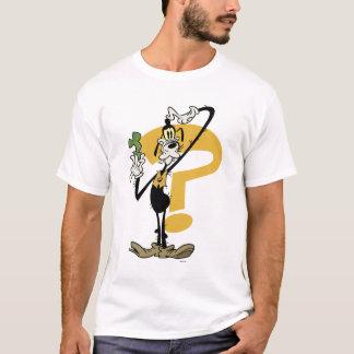 Main Mickey Shorts   Goofy Question Mark T-Shirt