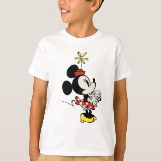 Main Mickey Shorts | Minnie Hand to Face T-Shirt
