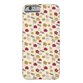 Main Mickey Shorts | Minnie Hats Pattern Barely There iPhone 6 Case