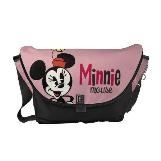 Main Mickey Shorts | Minnie Mouse Courier Bags