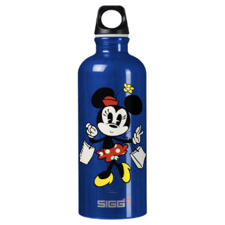 Main Mickey Shorts | Minnie Shopping Water Bottle