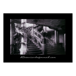 Main Ornate Stairwell D Deck Pack Of Chubby Business Cards