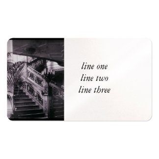 Main Ornate Stairwell D Deck Pack Of Standard Business Cards